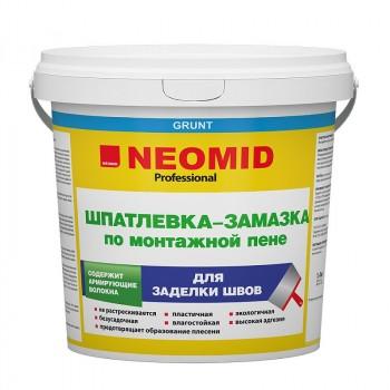 NEOMID ШПАТЛЕВКА-ЗАМАЗКА для заделки швов по монтажной пене