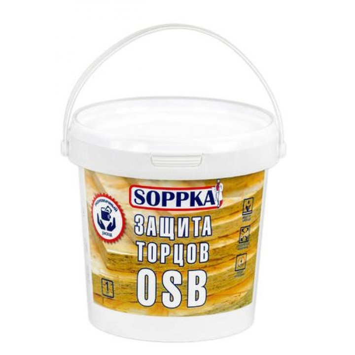 SOPPKA OSB защита торцов для плит