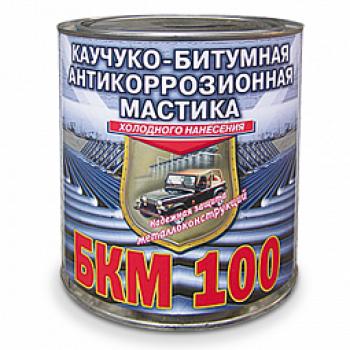 БКМ-100 антикоррозионная мастика