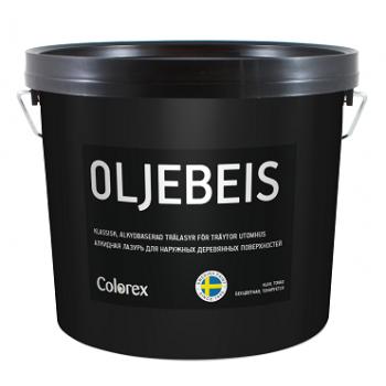 COLOREX OLJEBEIS лазурь алкидная для наружных деревянных поверхностей