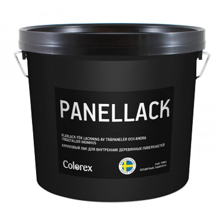COLOREX PANELLACK 15 лак акриловый для внутренних деревянных поверхностей