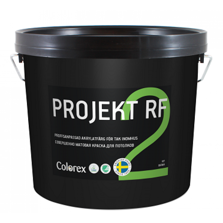 COLOREX PROJEKT 2 RF краска профессиональная для грунтования и финишного нанесения