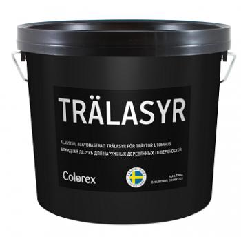 COLOREX TRALASYR лазурь алкидная для наружных деревянных поверхностей