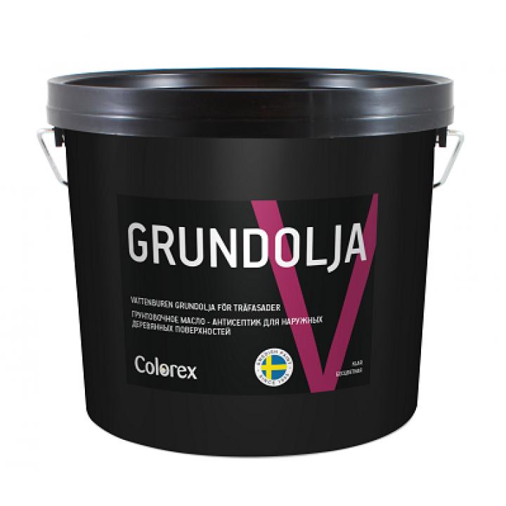 COLOREX GRUNDOLJA V масло грунтовочное водоразбавляемое