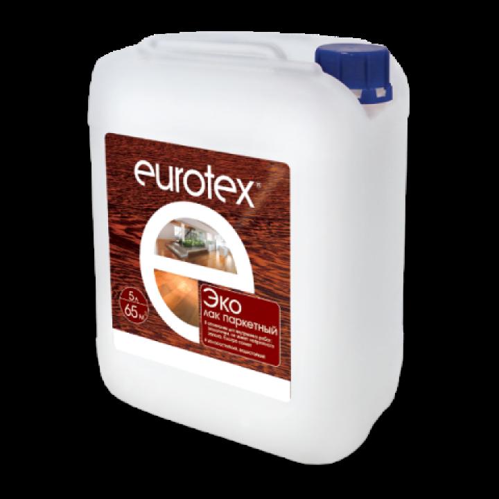 EUROTEX - ЭКО лак паркетный уретан-акриловый