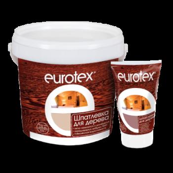 EUROTEX Шпатлевка для дерева акриловая