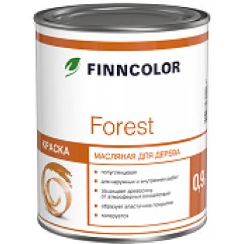 FINNCOLOR FOREST краска масляная белая