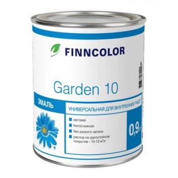 FINNCOLOR GARDEN 10 эмаль универсальная алкидная