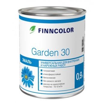 FINNCOLOR GARDEN 30 эмаль универсальная алкидная