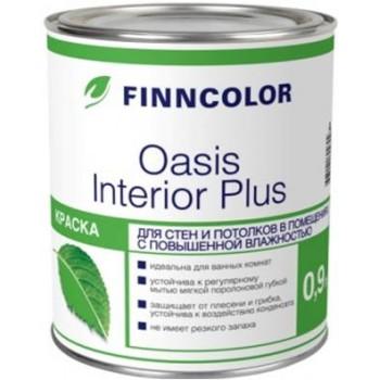 FINNCOLOR OASIS INTERIOR PLUS краска для стен и потолков