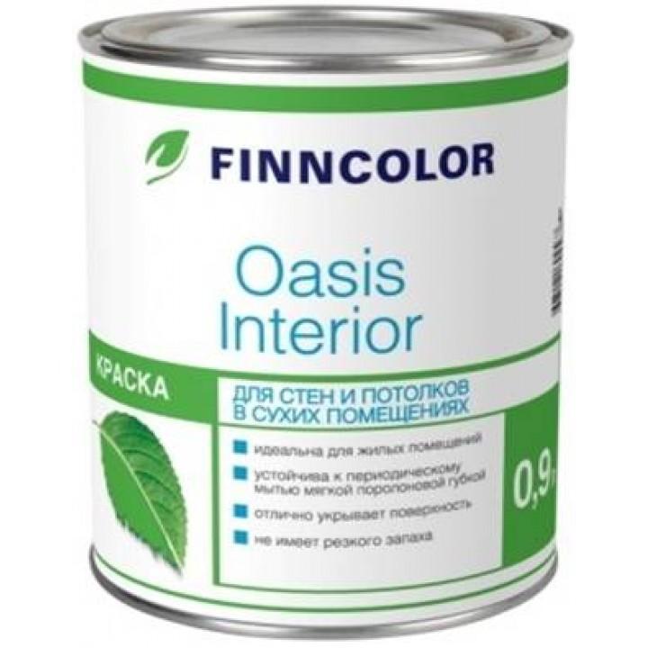 FINNCOLOR OASIS INTERIOR краска для стен и потолков
