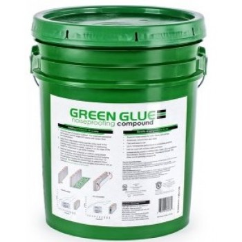GREEN GLUE звукоизоляционный компаунд