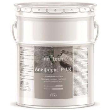 INNOTECH APIFLEX R-1K гидроизоляционная однокомпонентная полиуретановая мастика