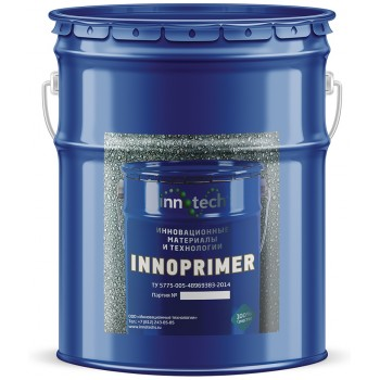 INNOTECH INNOPRIMER битумно-полимерный грунт