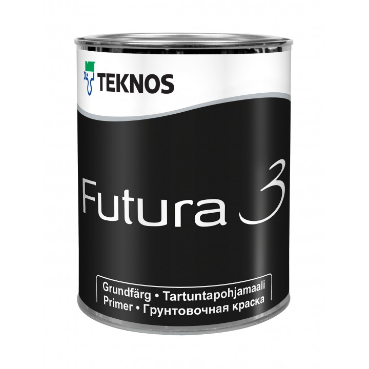 TEKNOS FUTURA 3 грунтовка адгезионная