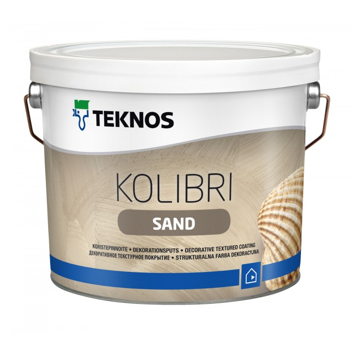 TEKNOS KOLIBRI SAND декоративное покрытие