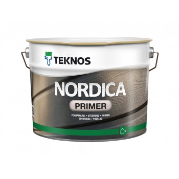 TEKNOS NORDICA PRIMER краска алкидная грунтовочная