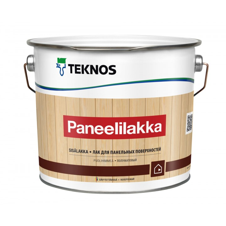 TEKNOS PANEELILAKKA лак для панелей