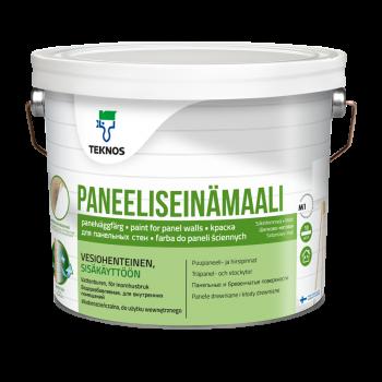 TEKNOS PANEELISEINÄMAALI краска для панельных стен