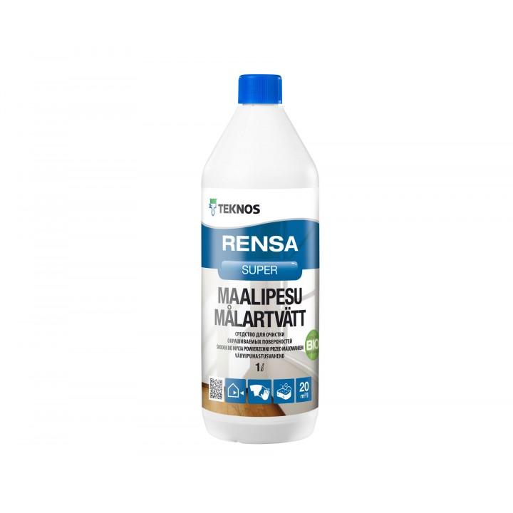 TEKNOS RENSA SUPER средство для очистки окрашиваемых поверхностей