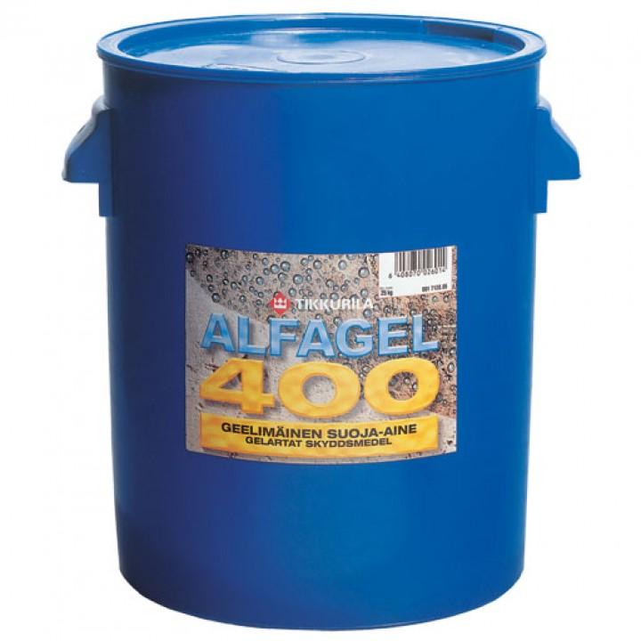 TIKKURILA ALFAGEL 400 силиконовый защитный состав