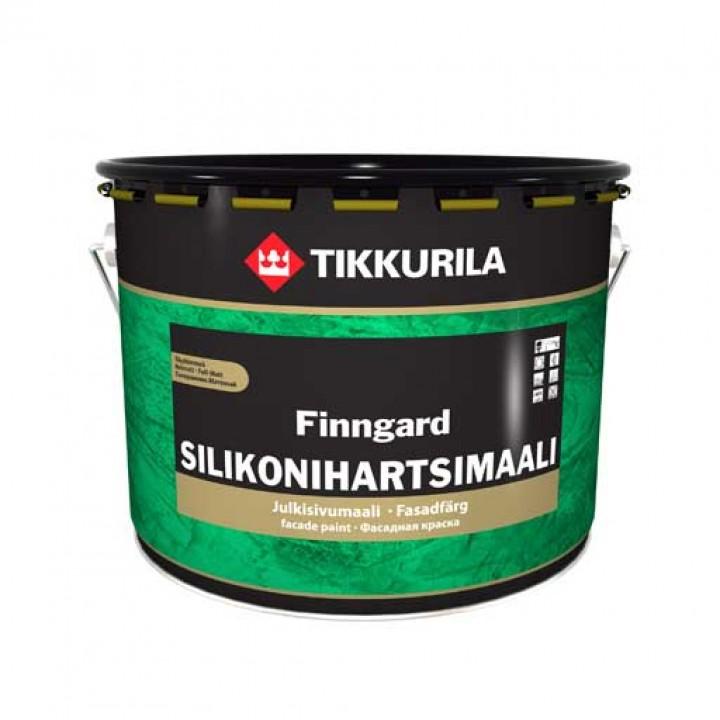 TIKKURILA FINNGARD SILIKONIHARTSIMAALI краска фасадная на основе силиконовой смолы