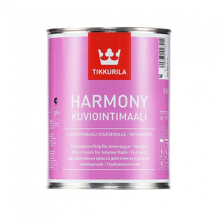 TIKKURILA HARMONY  CAP краска лессирующая износостойкая