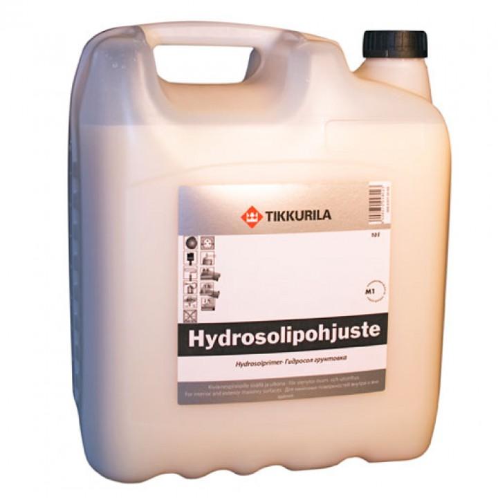 TIKKURILA HYDROSOL  грунтовочный акрилатно-гидросольный состав