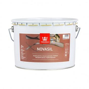 TIKKURILA NOVASIL краска фасадная на акрилатной основе