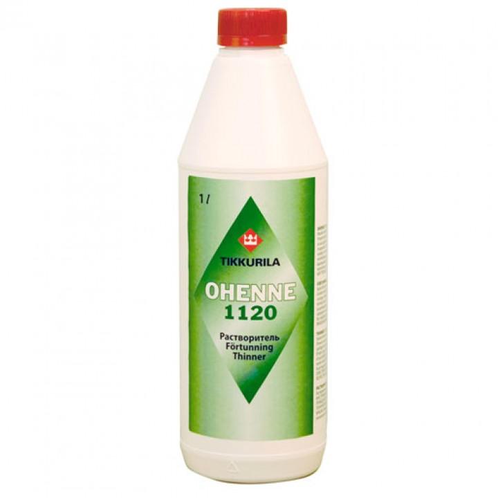 TIKKURILA OHENNE 1120 растворитель для грунтовки «Ростекс Супер»