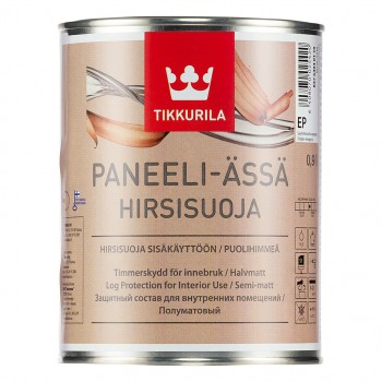 TIKKURILA PANEELI-ASSA защитный полуматовый состав акрилатный