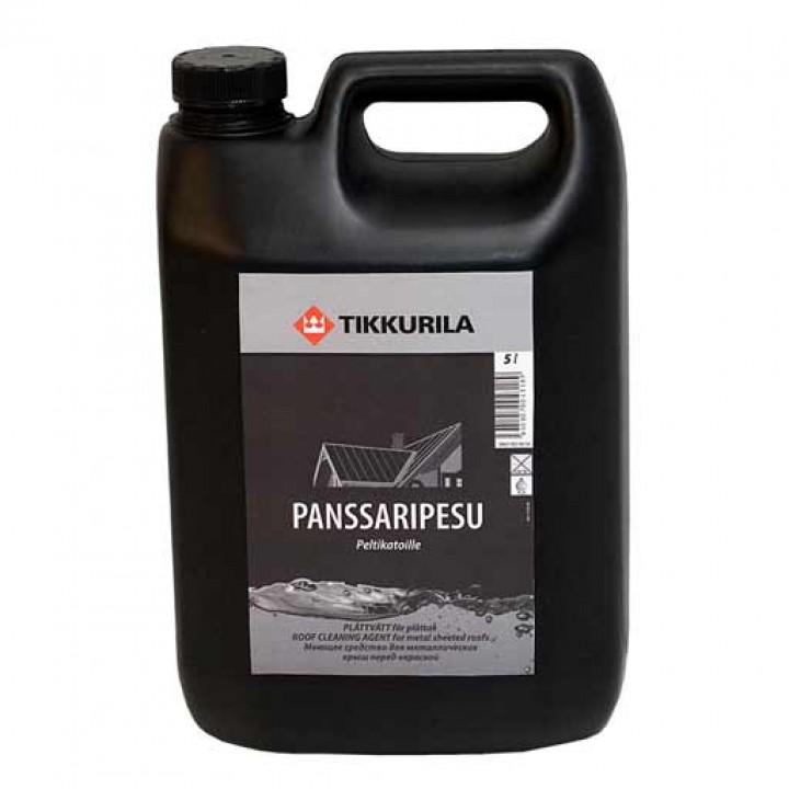 TIKKURILA PANSSARIPESU средство для очистки оцинкованных поверхностей