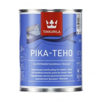 TIKKURILA PIKA-TEHO краска акрилатная фасадная для дерева