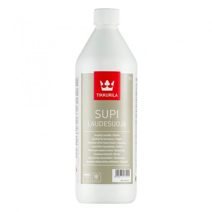 TIKKURILA SUPI LAUDESUOJA масло природное парафиновое для полков в бане