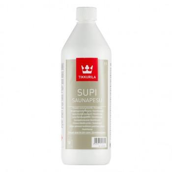 TIKKURILA SUPI SAUNAPESU универсальное моющее средство для бань