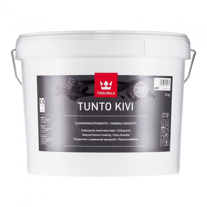 TIKKURILA TUNTO KIVI краска каменное покрытие с крошкой натурального камня