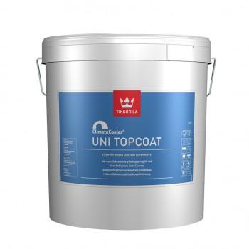 TIKKURILA CLIMATE COOLER UNI TOPCOAT краска для крыш акриловая