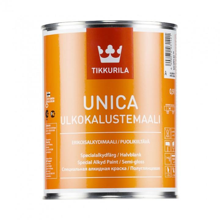 TIKKURILA UNICA краска алкидная специального применения