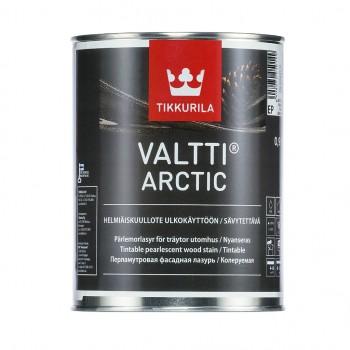 TIKKURILA VALTTI ARCTIC лазурь антисептик перламутровый фасадный