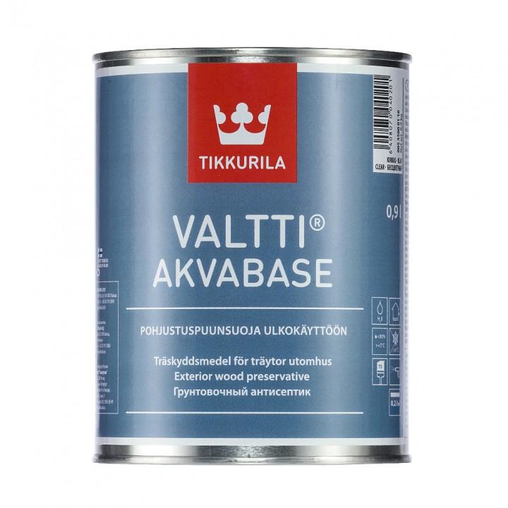 TIKKURILA VALTTI AKVABASE антисептик грунтовочный