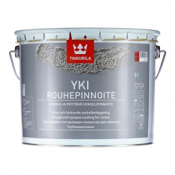 TIKKURILA YKI ROUHEPINNOITE краска фасадная грубозернистое покрытие