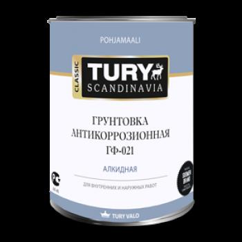 TURY ГФ-021 грунт быстросохнущий