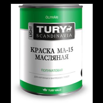 TURY Краска масляная МА-15