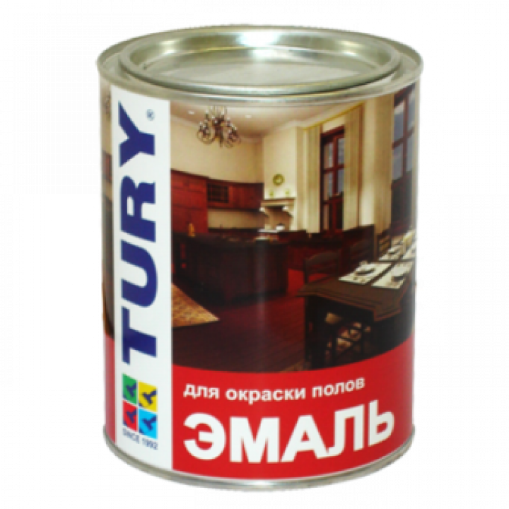 TURY ПФ-266 эмаль для пола