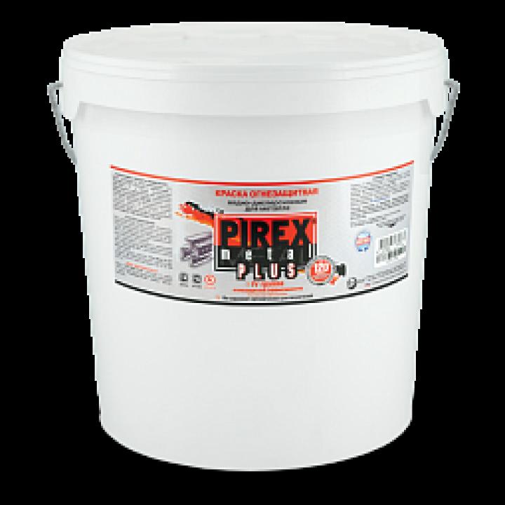 PIREX METAL PLUS огнезащитная краска по металлу для стальных конструкций