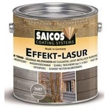 SAICOS EFFEKT-LASUR лазурь с эффектом металлика
