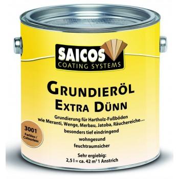 SAICOS GRUNDIEROL EXTRA DUNN масляная грунтовка для древесины