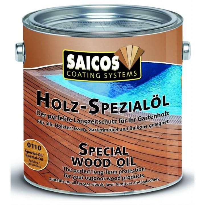SAICOS HOLZ-SPEZIALÖL масло для террас и садовой мебели