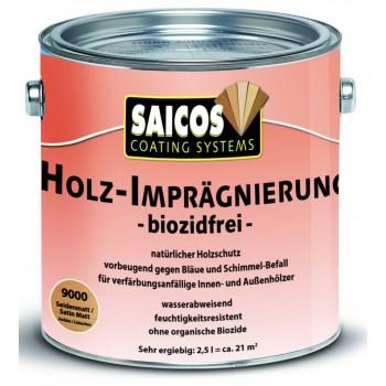 SAICOS HOLZ-IMPRAGNIERUNG пропитка для дерева во влажных помещениях