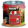 SAICOS HOLZLASUR защитная цветная лазурь для древесины